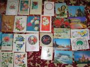Коллекция Открыток советского периода